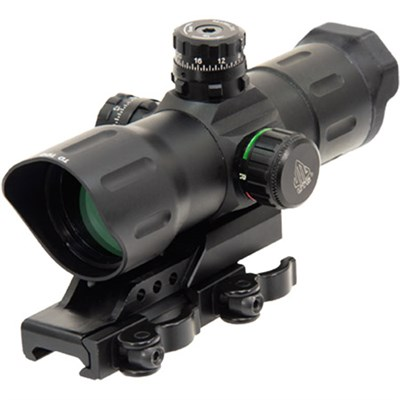 6` ITA Red/Green CQB T-dot Sight with Offset QD Mount - SCP-TDTDQ