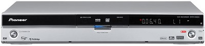 DVR-640HS Multi-Format DVD Recorder w/ 160GB HDD with advanced media features