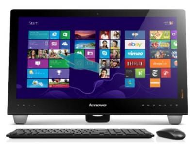 Idea Centre B540 23-Inch Touch All-In-One PC - Intel i3 - 3240 3.4GHz Processor