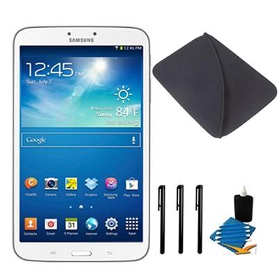 Galaxy Tab 3 (8-Inch, White) Essentials Bundle