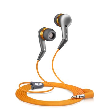 CX 380II In-ear Sport Headphones with Carrying Pouch
