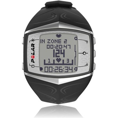 FT60 Heart Rate Monitor - Black/White (90036405) - OPEN BOX