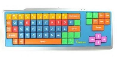 KBC101B Junior Keyboard - Blue
