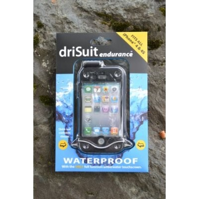 Endurance iPhone 4 and 4S Waterproof Protective Case - Midnight Black