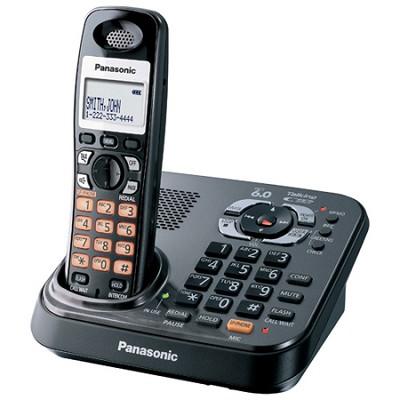 KX-TG9341T DECT 6.0 Expandable Digital Cordless Phone