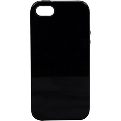 Inlay Hybrid Case for iPhone 5 - Onyx (Black)