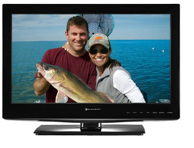 19 inch Class LCD HDTV (Recertified, 90 Day Warranty)
