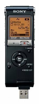 Digital Flash Voice Recorder (Black)    OPEN BOX