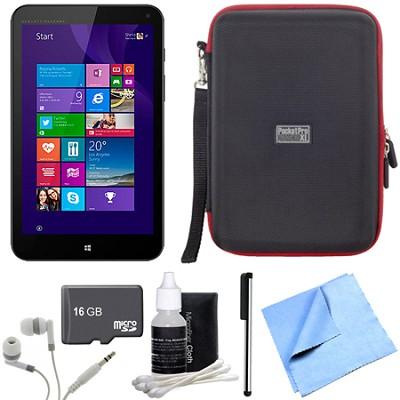 Stream 8 32GB Windows 8.1 LTE Tablet w/ One Year Office 365 Personal 16GB Bundle