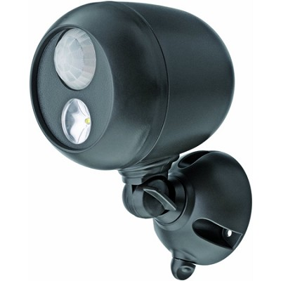 MB360 Wireless LED Spotlight with Motion Sensor and Photocell