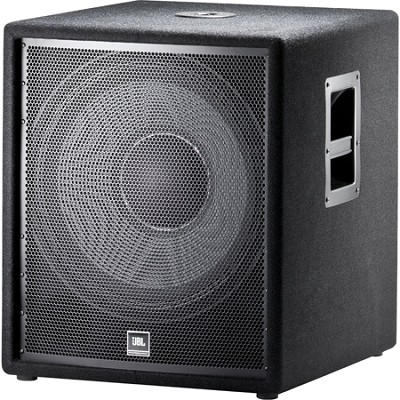 18-inch Passive Compact Subwoofer