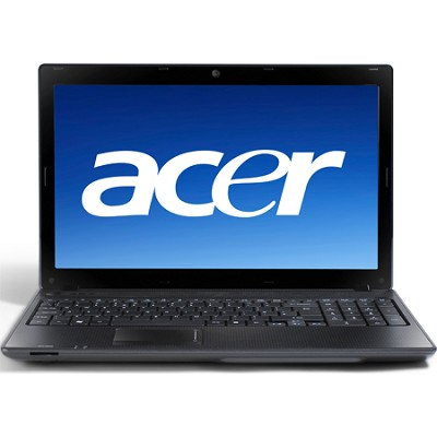 Aspire 15.6` Notebook Computer (AS5742-7653)