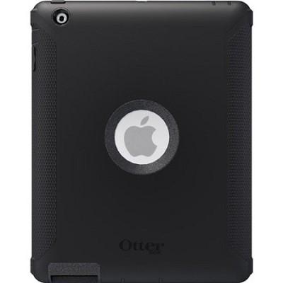 Defender Series Hybrid Case for iPad 3rd Gen - Black