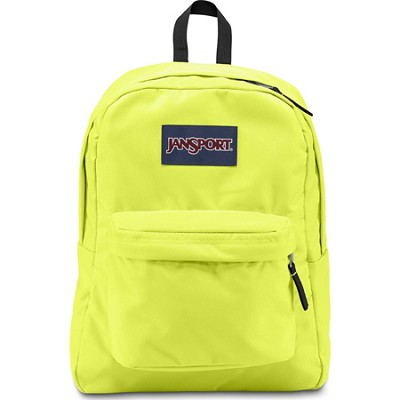 Superbreak Backpack - Lorac Yellow (T501)