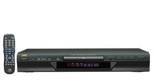 XV-S300BK DVD Player