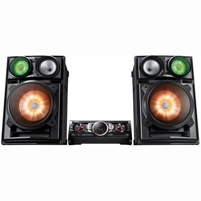MX-FS9000 - 2560 Watt 2.2 Channel Mini Bluetooth Audio System CD/MP3