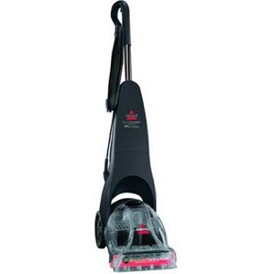 QuickSteamer Powerbrush Multi-Surface Deep Steam Cleaner