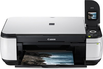 PIXMA MP490 Photo All-In-One Printer