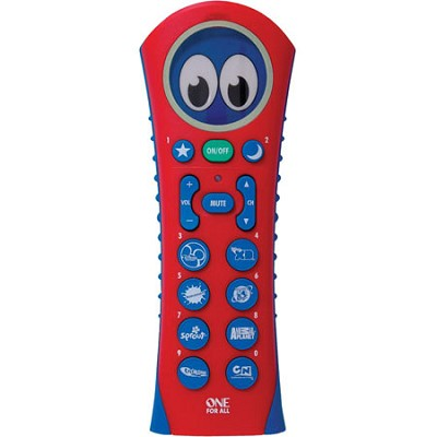 OARK02R Kids Remote for Easy Parental Control (Red)