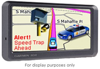 Turns your GPS into a Red Light Camera &Speed Trap detector-1 month Subscription