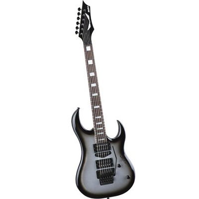 Michael Batio MAB3 Electric Guitar - Silver Burst