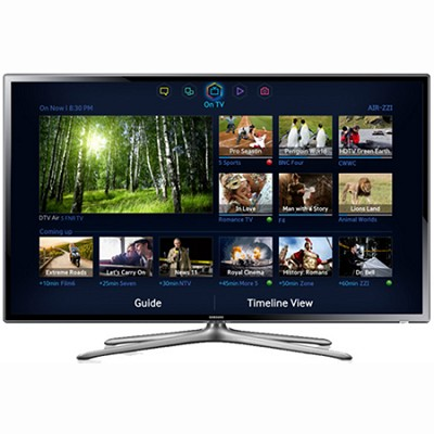 UN65F6300 65 inch 120hz 1080p Wifi LED Slim Smart HDTV - OPEN BOX