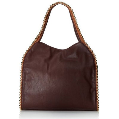 Grayson Shoulder Bag - Merlot