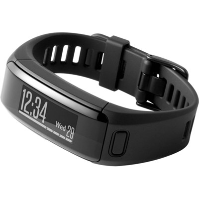 vivosmart HR Activity Tracker - Regular Fit - Black (010-01955-06)