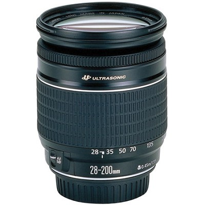EF 28-200mm F/3.5-5.6 USM Lens CANON AUTHORIZED USA DEALER WARRANTY INCLUDED
