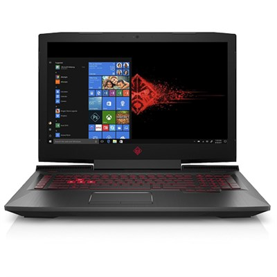 OMEN 17` Gaming Laptop, Intel Core i7-8750H Processor, NVIDIA GeForce GTX 1050