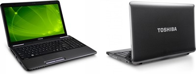 Satellite L655-S5065 TruBrite 15.6-Inch Laptop (Grey/Black)