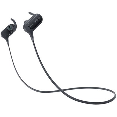 MDRXB50BS/B Wireless, In-Ear, Sports Headphone, Black - OPEN BOX