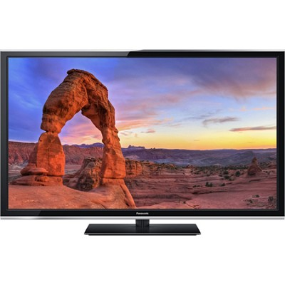 TC-P55S60 55-Inch Plasma HD TV 1080P WL 2HDMI 2USB EASY IPTV SD