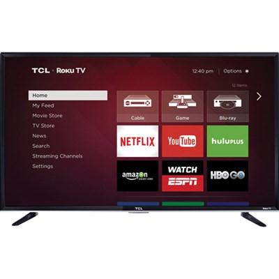 50FS3800 - 50-Inch 1080p Roku Smart LED TV - OPEN BOX