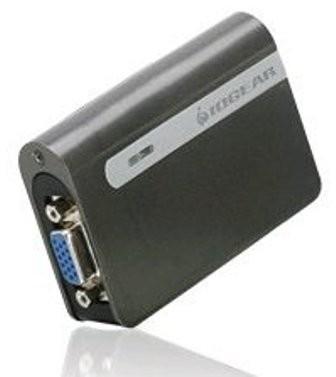 USB 2.0 External VGA Video Card