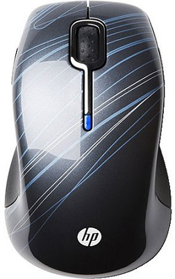Wireless comfort mouse - titanium