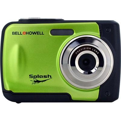 Splash WP10 12MP Waterproof Camera (Green)
