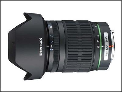smc P-DA J 16-45mm F4.0 ED/AL DSLR Lens / Pentax USA Warranty