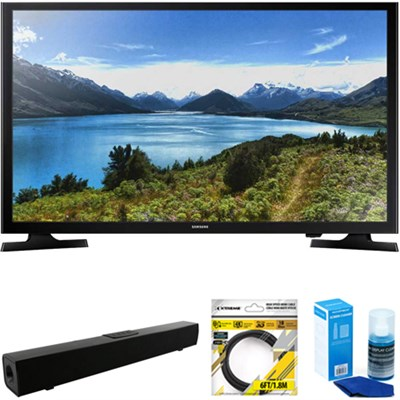 32` 720p LED TV + Vivitar 24-Inch Wireless Bluetooth Sound Bar Bundles