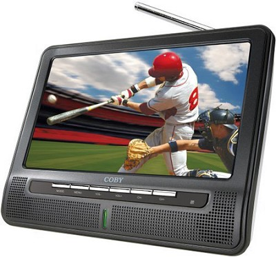 7` ATSC Digital Portable TV