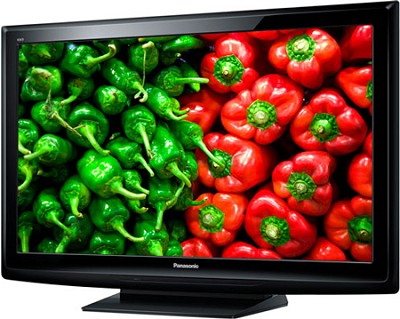 TC-P46C2 46` VIERA High-definition 720p Plasma TV