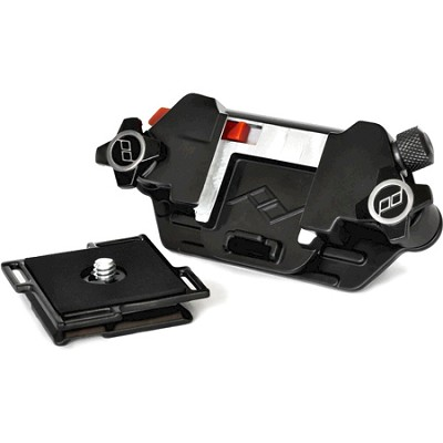 Capture Camera Clip Carrying System - Mounts Camera to Belt or Backpack Strap