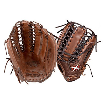 Brown 13 1/2-Inch Toxic Lite Glove (Right-Hand Throw)