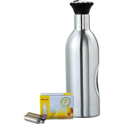 Home Beverage Carbonater Starter Kit - OPEN BOX