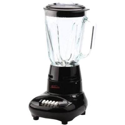 BLSBX2-350-B00 - 6-Cup Blender - Black