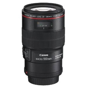 EF 100mm f/2.8L Macro IS USM Macro Lens