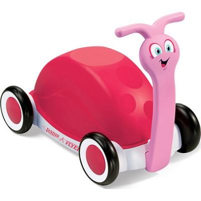 312P Girls Push Pull & Ride