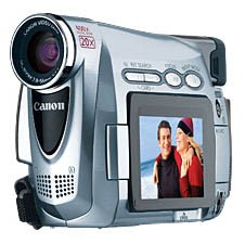 ZR200 Mini-DV Digital Camcorder