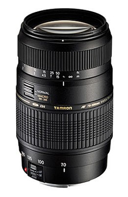 70-300mm 1:2 F/4-5.6 DI LD Macro For Pentax AF - OPEN BOX