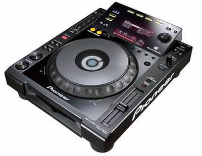 CDJ-900 Professional Multi-Media and CD Player